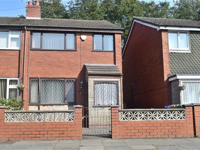 Coomassie Street, Heywood